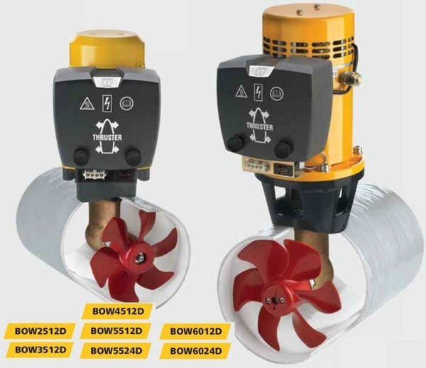 Bow Thrusters  3512D